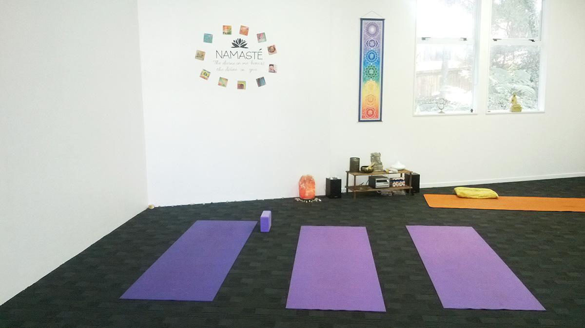 Ingrid Yoga Studio, Warkworth NZ